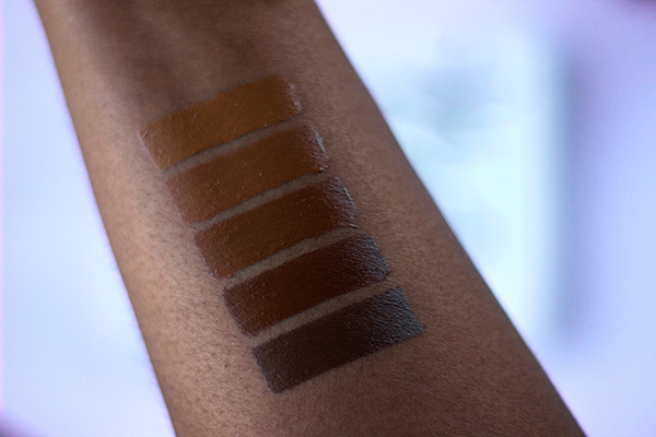 rms beauty cream foundation swatches